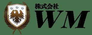 株式会社WM Logo